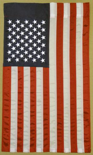 Annin Garden Banner US Flags Made in USA