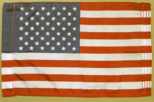 Annin Motorcycle US Flags Made in USA