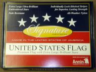 Annin Signature Nylon United States Flags For Sale
