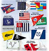 Boat Flags - Nautical Flags & Sets