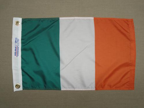 Ireland International Nylon Nautical Flag