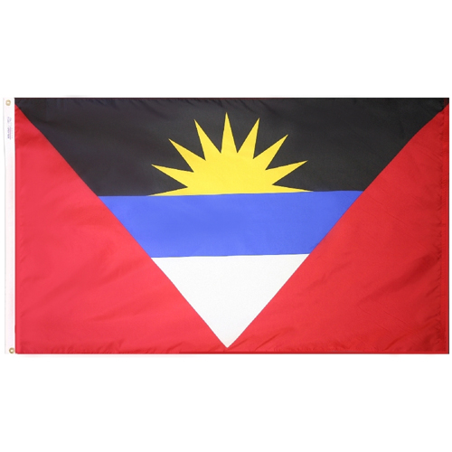 Antigua Barbuda Outdoor Nylon Flag