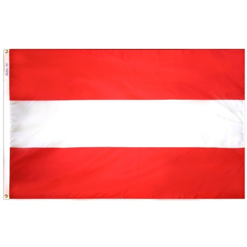 Austria International Flag