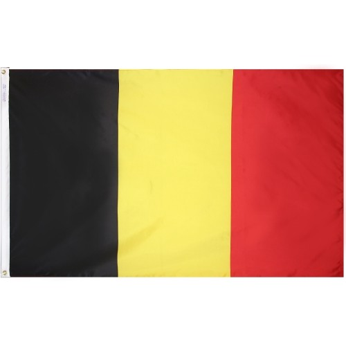Belgium International Flag