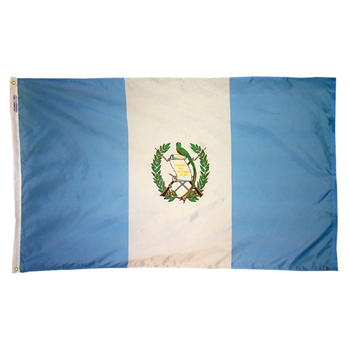 Guatemala Outdoor Nylon Flag