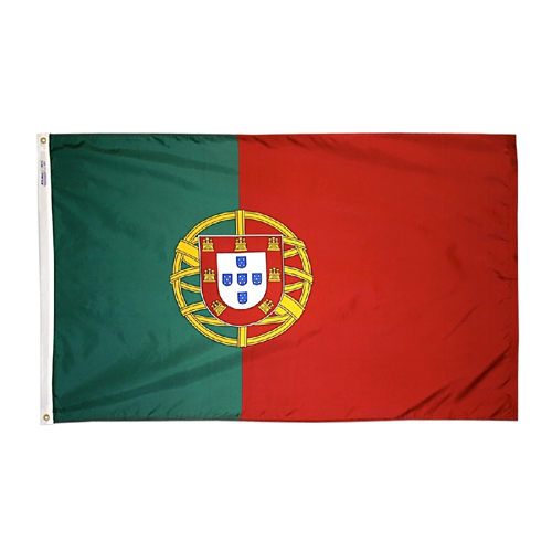 Portugal International Nylon Flag