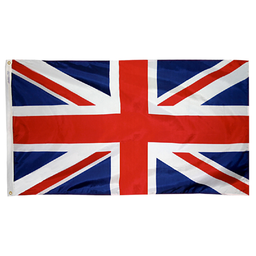 United Kingdom Great Britain International Nylon Flag