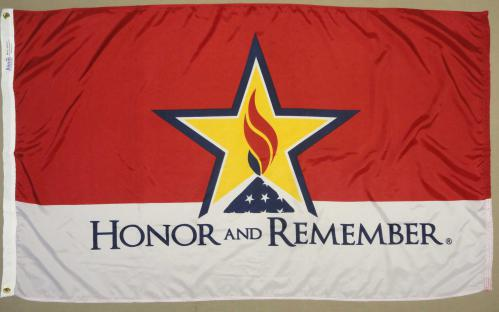 Honor and Remember Flag Annin