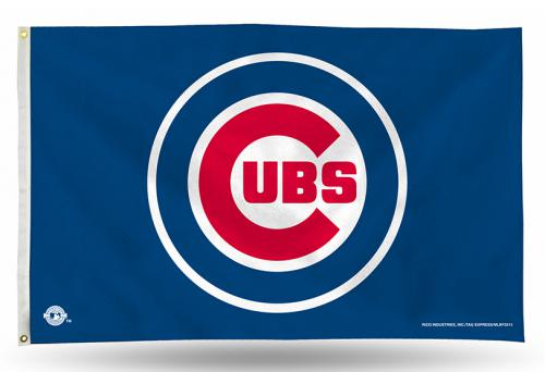 Officially Licensed Chicago Cubs Flag