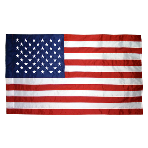 United States Old Glory Plain Indoor Parade Presentation Flag