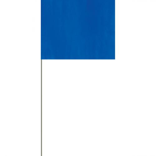 Utility Construction Plastic Marker Flags